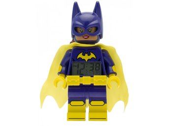LEGO Alarm Clock - Batman Movie - Batgirl (9009334)