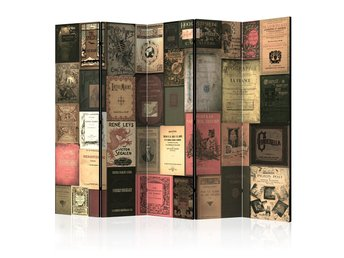 Rumsavdelare - Books of Paradise II Room Dividers 225x172