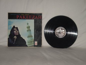 Pakeezah  s/t       INDIA ORIGINAL SOUNDTRACK  -   MEGA-RARE !!