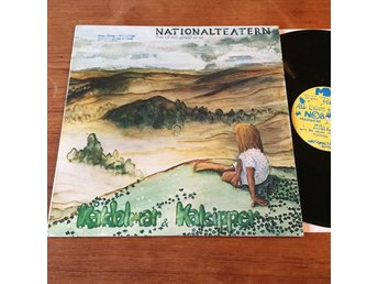 Nationalteatern - Kåldolmar & Kalsipper  MNV Original 2-LP Progg