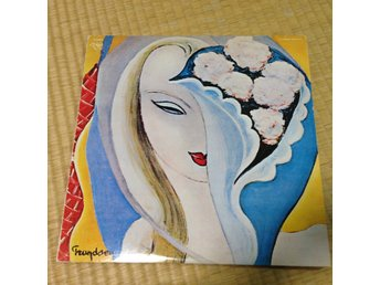 Derek And The Dominos - Layla And Other... (MWU 9703) Japanpressning 2-LP g35