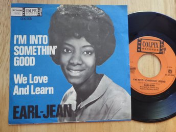 EARL-JEAN - I'm into something good Colpix Holland -64 singel