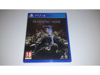 - Middle-Earth Shadow of War PS4 -