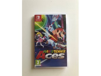 Mario Tennis Aces Nintendo Switch FINT SKICK