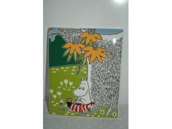 Ny Arabia Moomin wall tile 151 * 189 mm - Dekorationsträd Moominmamma