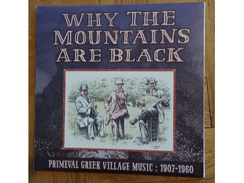 Various - Why the Mountains are Black 2LP (Third Man Records, Jack White)