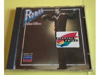 CD ¤ John Miles / Rebel