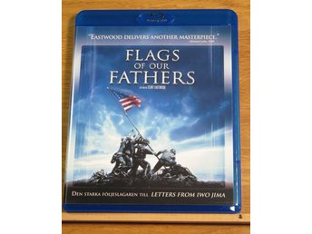 Flags of our fathers Clint Eastwood Bluray Nyskick!