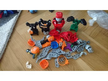 Lego Bionicle technic Hocky mm.
