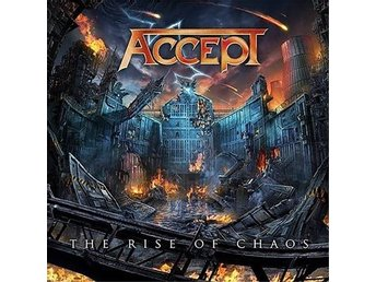 Accept: The rise of chaos 2017 (CD)