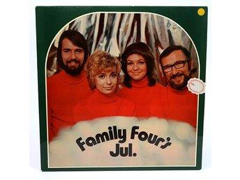 Family Four - Family Four's Jul. MLP 15.441 LP 1972 - Viksjö - Family Four - Family Four's Jul. MLP 15.441 LP 1972 - Viksjö