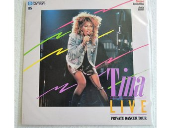 "Laserdisc Tina Live ""Privat Dancer Tour"" - Ramlösa - Laserdisc Tina Live ""Privat Dancer Tour"" - Ramlösa"