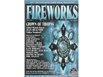 Fireworks Issue 1