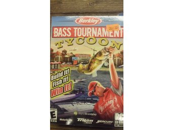 Bass Tournament Tycoon (PC)