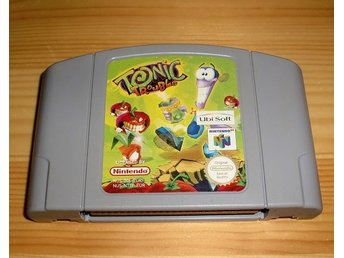 N64: Tonic Trouble