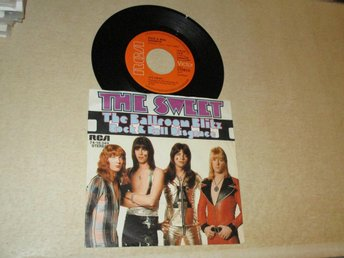 "The Sweet (7"") - The Ballroom Blitz GER-73"
