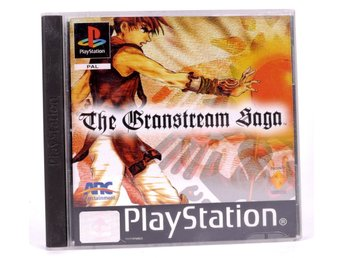 The Granstream Saga - PS1 - PAL (EU)