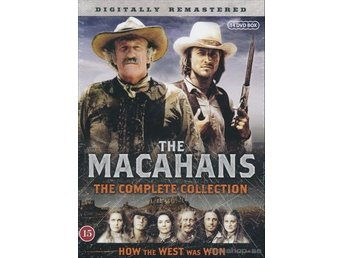 THE MACAHANS, THE COMPLETE COLLECTION,-14 DISC, 40 HOUR!