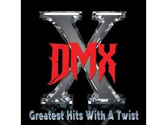 DMX: Greatest Hits With A Twist (Deluxe) (2 CD) Ord Pris 179 kr SALE