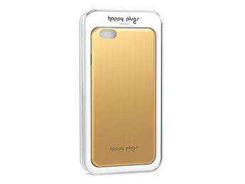 BUTIK - HAPPY PLUGS DELUXE SLIM CASE IPHONE 6 PLUS GOLD