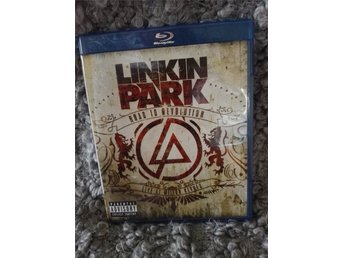 Linkin Park, Road to Revolution - Live at Milton Kevnes  (Bluray, fint skick!)