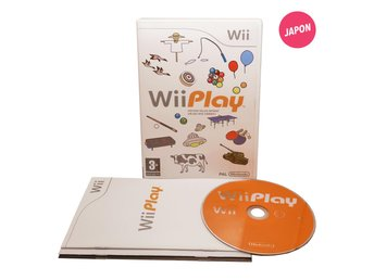 Wii Play (EUR Svensk version)