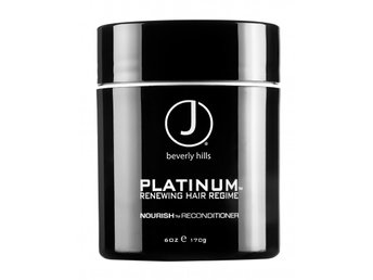 J Beverly Hills Platinum Nourishing Masque 170g