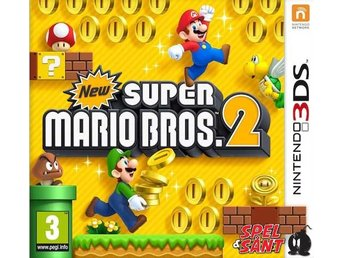 New Super Mario Bros 2