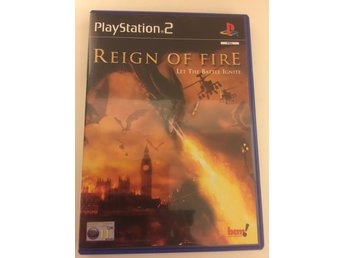 Reign of fire let the battle ignite