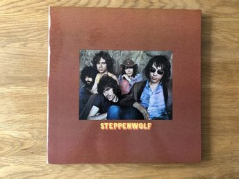 BOK Steppenwolf - Tourbook 1969 [Visual Thing] LP format