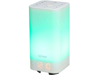 Denver Klockradio med Wake-Up-Light