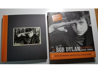 The Bob dylan scrapbook 1956-1966 bok