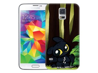 Samsung Galaxy S5 Skal Dragon Hatchling