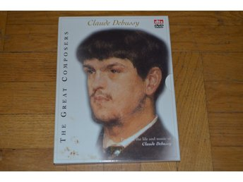 Claude Debussy - The Great Composers DTS - DVD Box