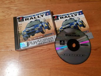 COLIN MCRAE RALLY PS1 BEG