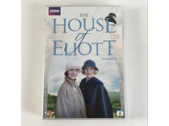 BBC, TV-serie, The House of Elliot, Season 1