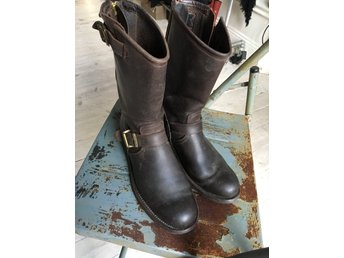 Superfina Primeboots, strl. 38, bruna