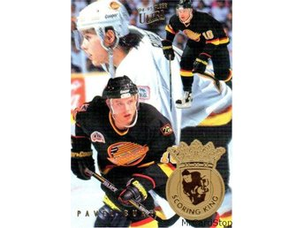 Ultra 1994-95 Scoring Kings 1 Pavel Bure Vancouver Canucks