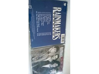 The Rainmakers - Tornado, CD, rare!