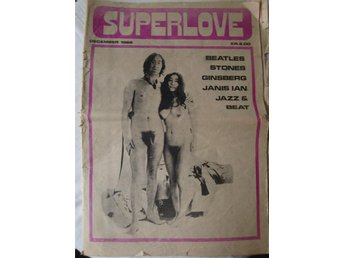 .Superlove.1968. Beatles,Stones,Ginsberg,janis ian,Jazz &Beat