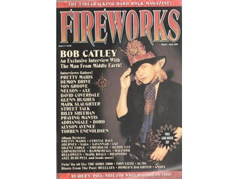Fireworks Issue 3
