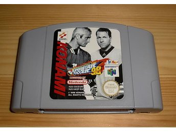 N64: International Superstar Soccer 98