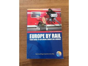 Europe by rail-Tågluffa i Europa