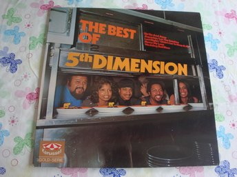 5TH DIMENSION - THE BEST OF FIFTH DIMENSION LP 1971