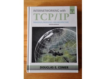 Internetworking with TCP/IP - Douglas E. Comer