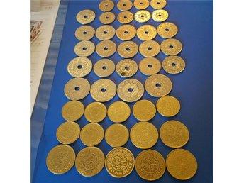 giltiga danska mynt