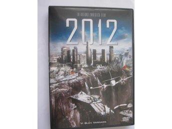 DVD - 2012 - Action Roland Emmerich - Södra Sandby - DVD - 2012 - Action Roland Emmerich - Södra Sandby