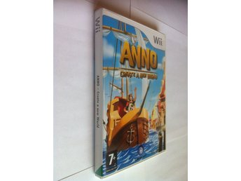 Wii: Anno: Create a New World