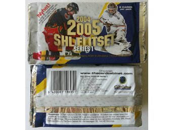 2004-2005 SHL Elitset Series 1 Hockey - 30 paket