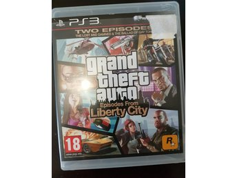 GTA Liberty City - Borås - GTA Liberty City - Borås